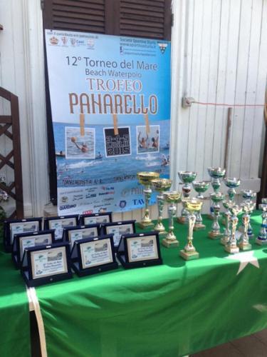 12° Trofeo Panarello di Beach Waterpolo - Luglio 2015