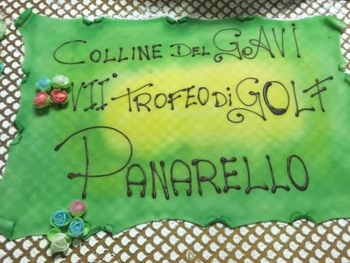 VII° Trofeo Panarello,  Golf Colline del Gavi - Settembre 2016