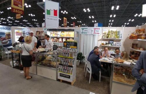Panarello al Summer Fancy Food Show di New York - Giugno 2017