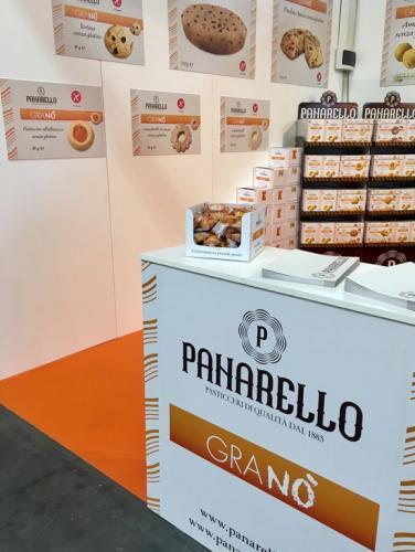 Panarello a Gluten Free Expo - Novembre 2017