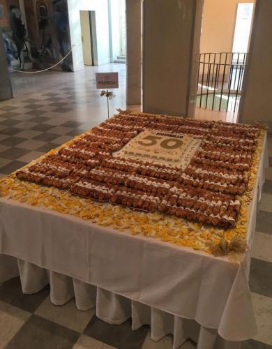 """Panarello al Teatro Carlo Felice di Genova per """"50 anni insieme"""" - Aprile 2018"""