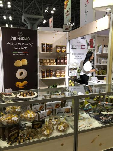 Panarello al Summer Fancy Food Show di New York - Luglio 2018