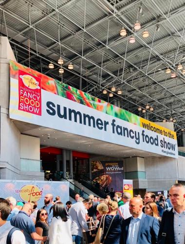 Panarello al Summer Fancy Food di New York - Giugno 2019