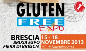 Panarello a Gluten Free Expo - Novembre 2013