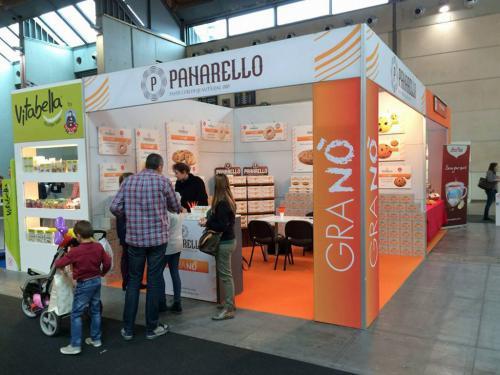 Panarello a Gluten Free Expo - Novembre 2015