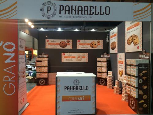 Panarello a Gluten Free Expo - Novembre 2014