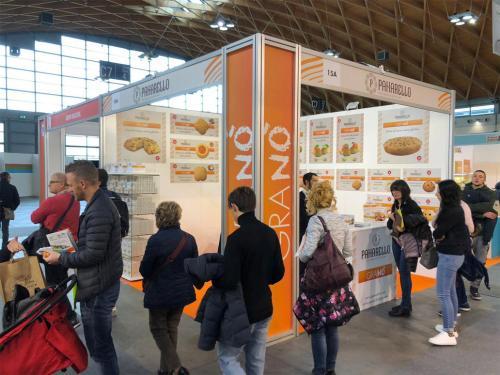 Panarello a Gluten Free Expo - Novembre 2018